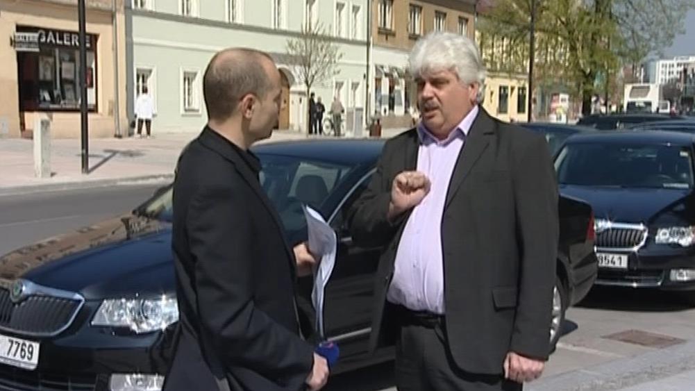 Hodonínský radní Vítězslav Krabička (Změna)