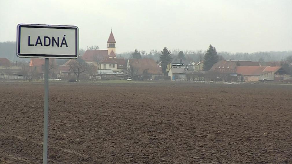 Obec Ladná byla od 70. let součástí Břeclavi