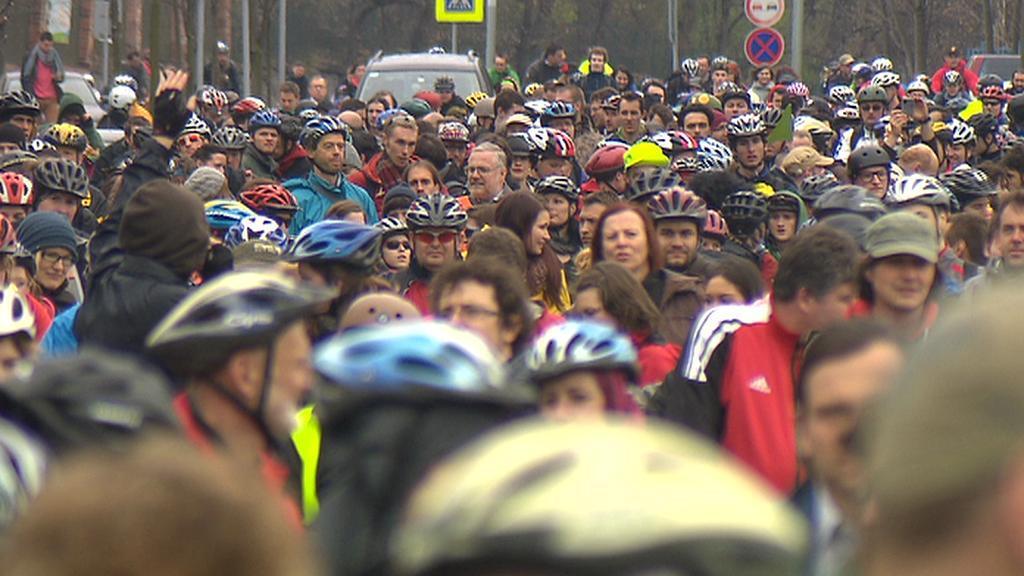 Velká jarní cyklojízda