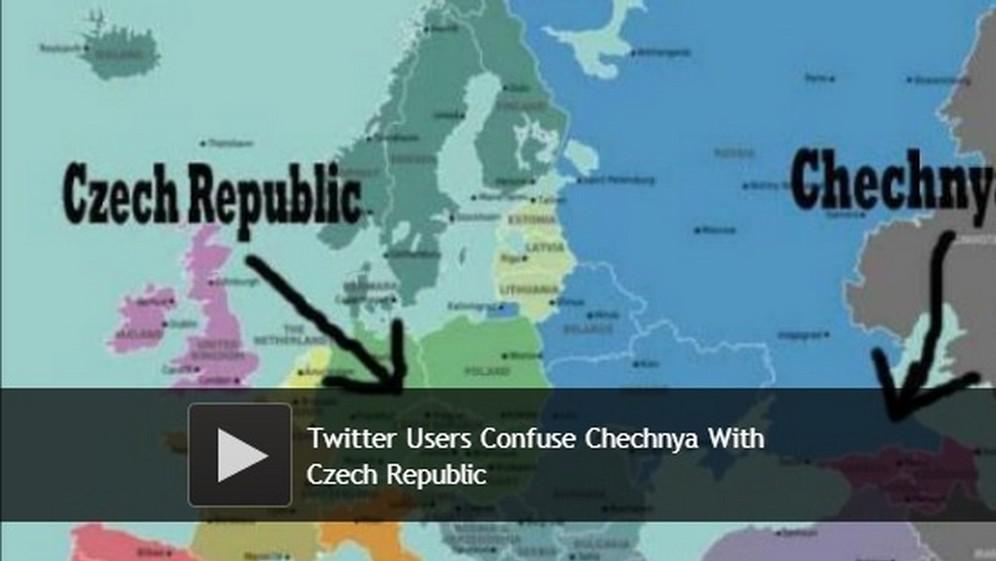 Americká média vysvětlují rozdíl mezi Českem a Čečenskem