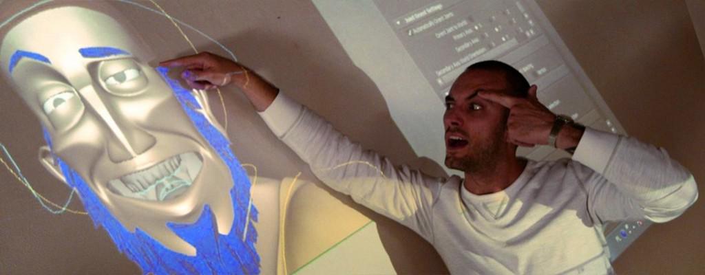 Z workshopu Anomalia Animating 3D Short