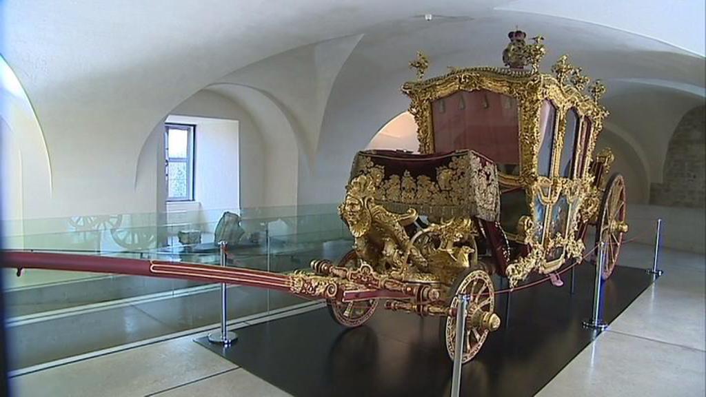 Expozice zámku Náměšť na Hané