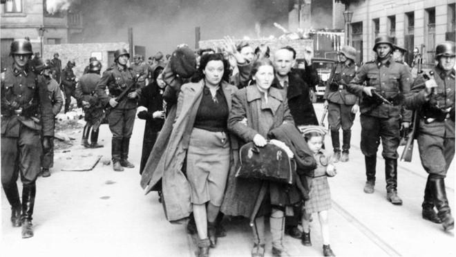 Deportace z varšavského ghetta