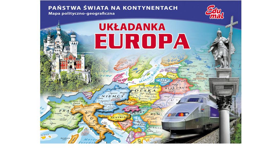 Polská skládačka pro děti