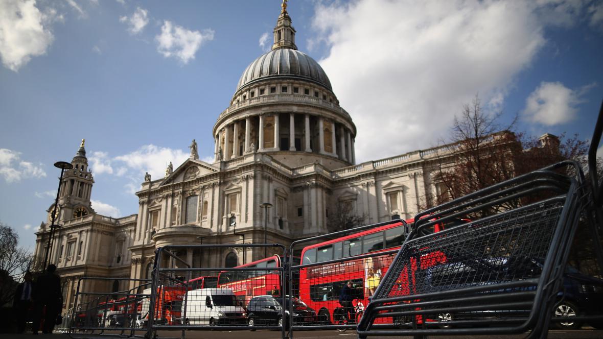 Londýn se připravuje na pohřeb Thatcherové