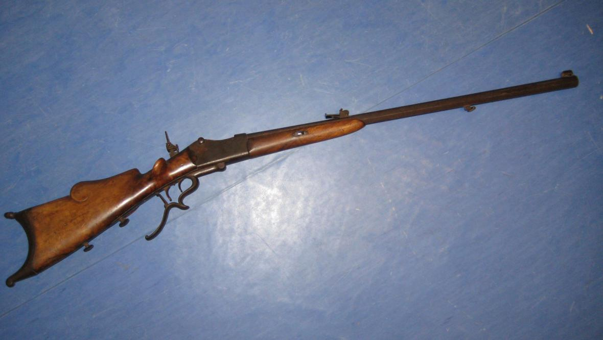 Historická puška