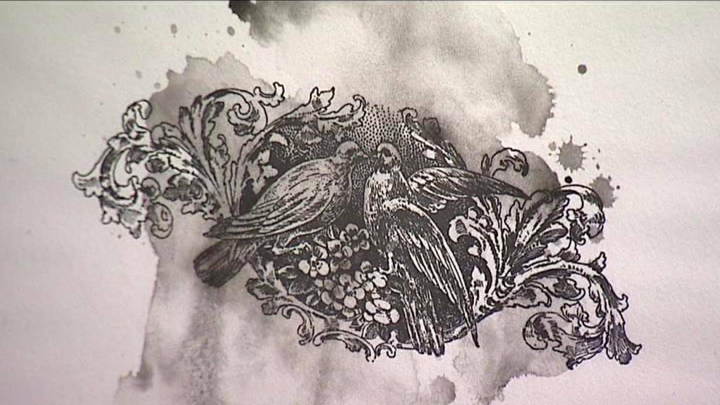 Z díla Lucie Tallové