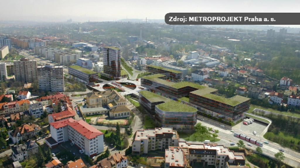 Veleslavínský terminál