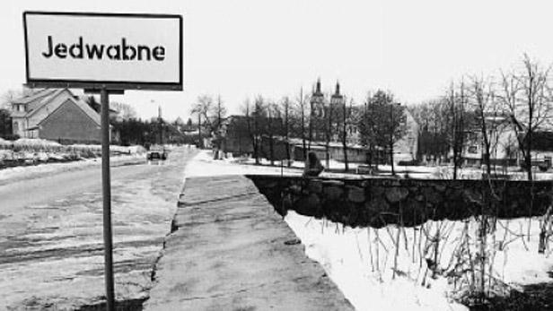 Poské městečko Jedwabne
