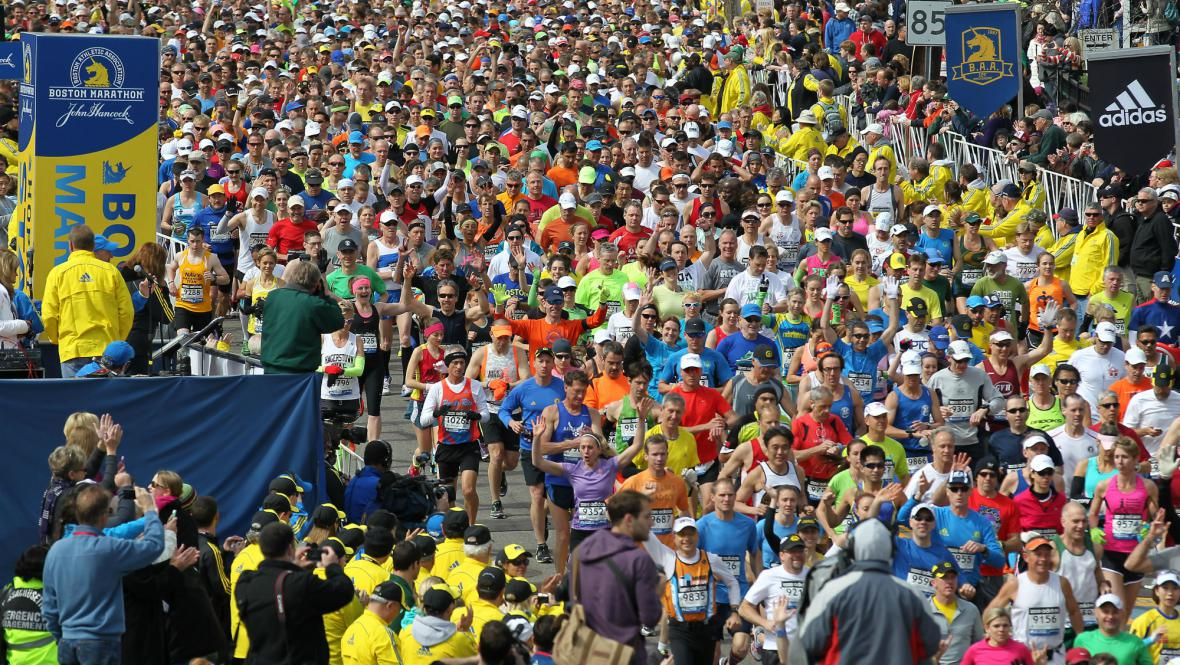 Bostonský maraton