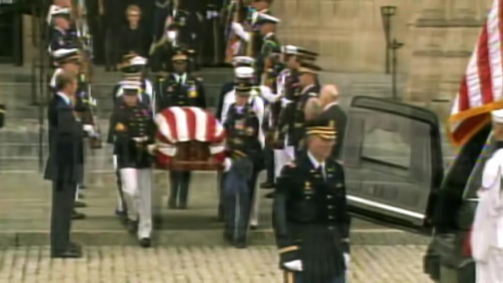 Pohřeb Ronalda Reagana