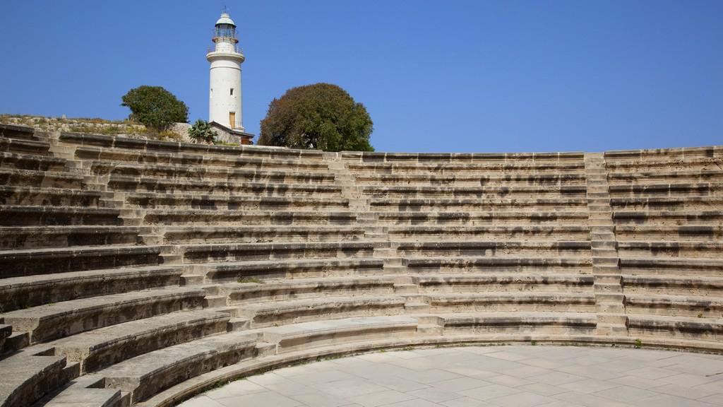 Kyperské památky