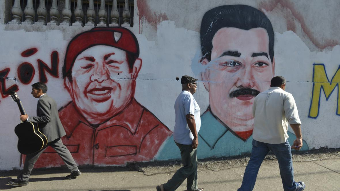 Volby ve Venezuele