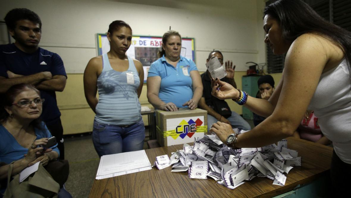 Prezidentské volby ve Venezuele
