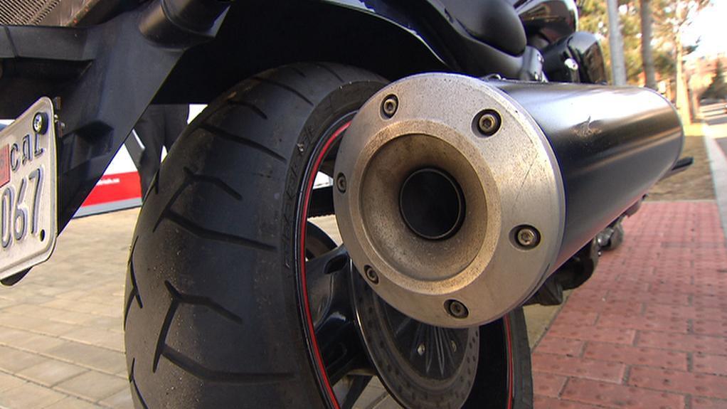 Dovážené motorky jsou často opravované