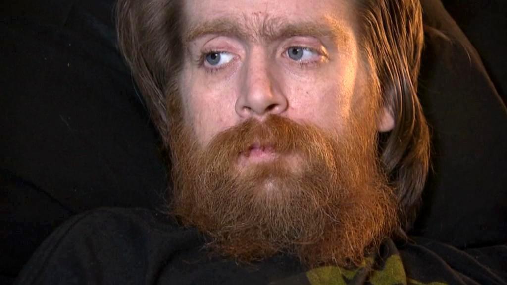 Paralyzovaný veterán Tomas Young