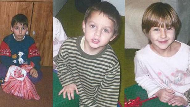 Pohřešovaní sourozenci Goliszekovi