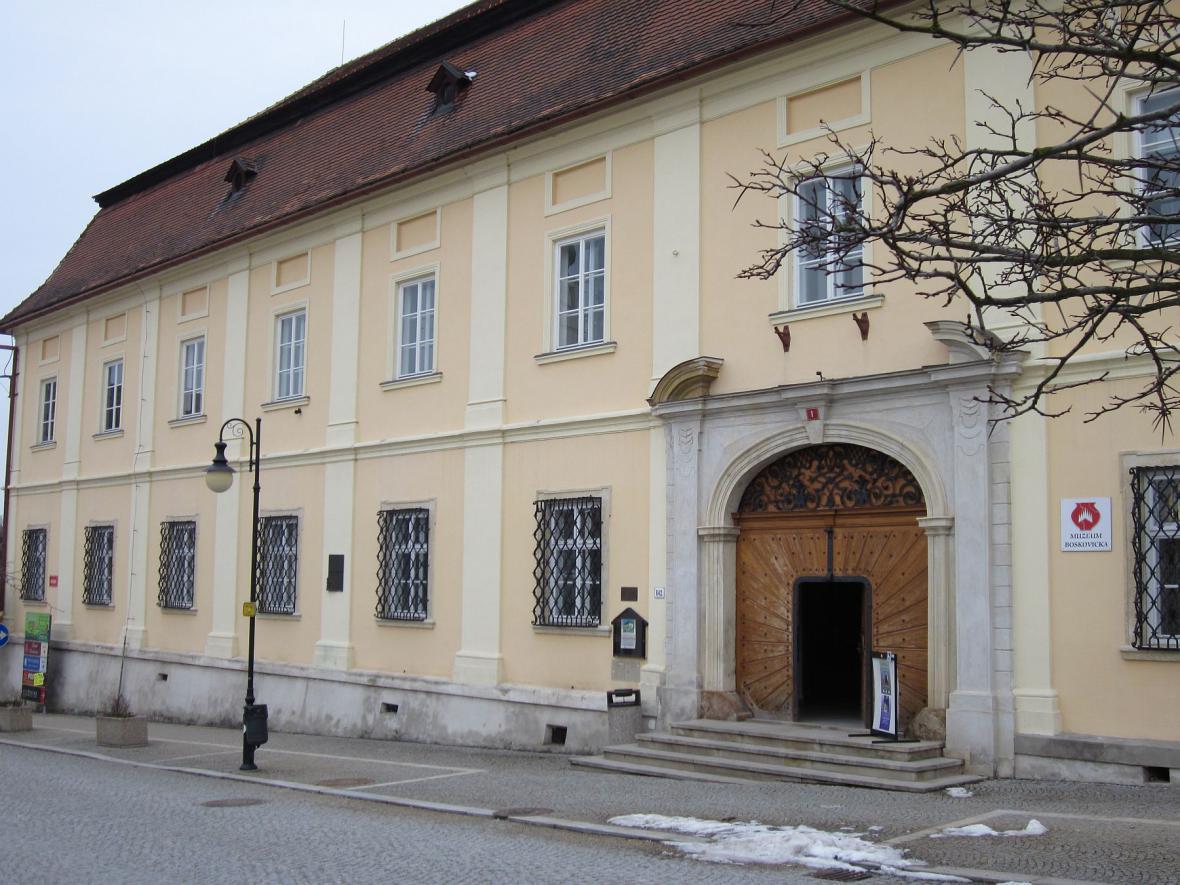 Muzeum Boskovicka v rezidenci na Hradní ulici