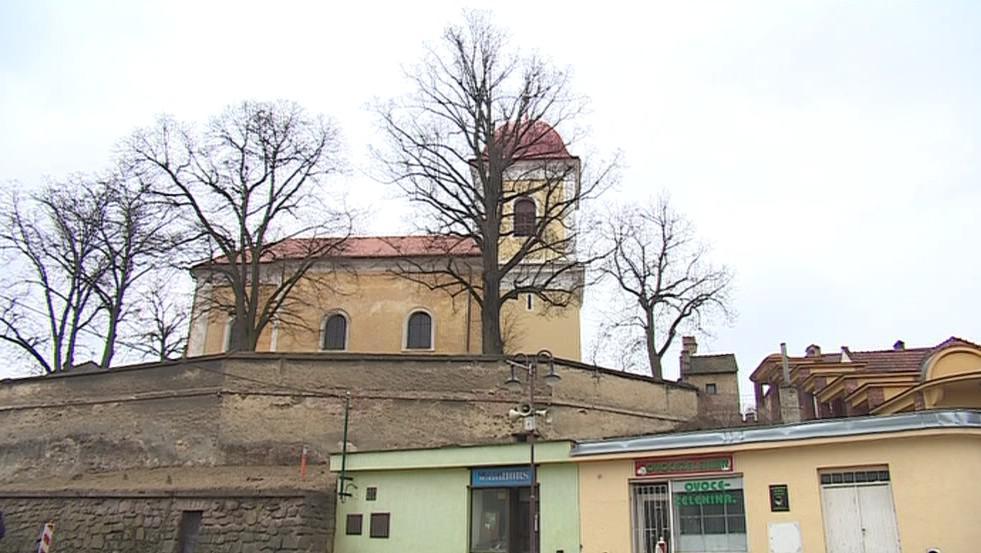 Kostel sv. Jana Křtitele ve Svitávce