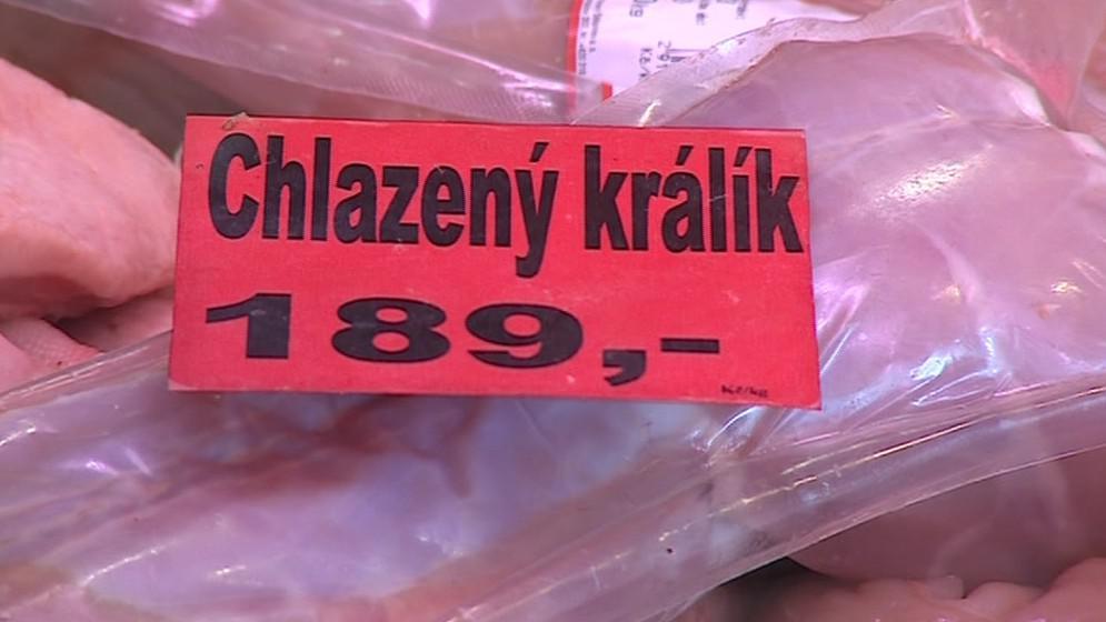 Králičí maso stojí v průměru 180 korun