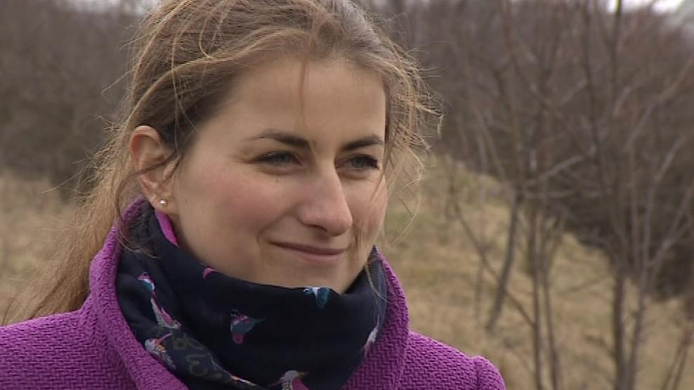Výtvarnice Kateřina Šedá