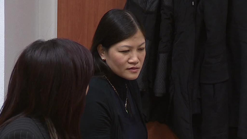 Matka ubitého Vietnamce
