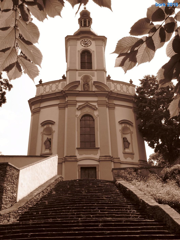 Rabštejnský kostel