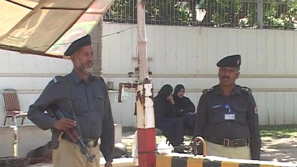 Bezpečnostní složky v Pákistánu