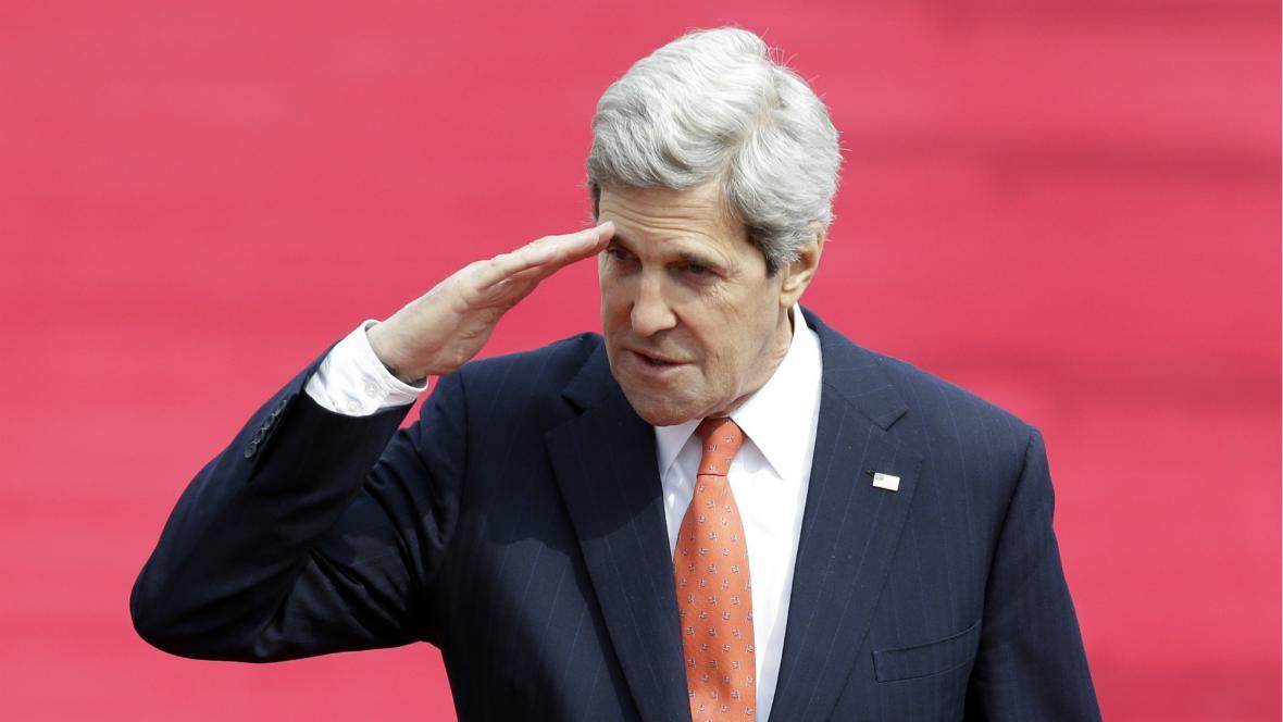 John Kerry v Jižní Koreji