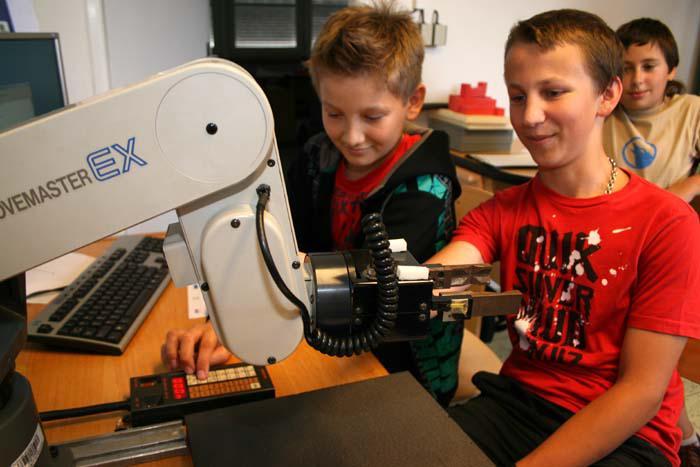 Putování za vědou a technikou na TU Liberec