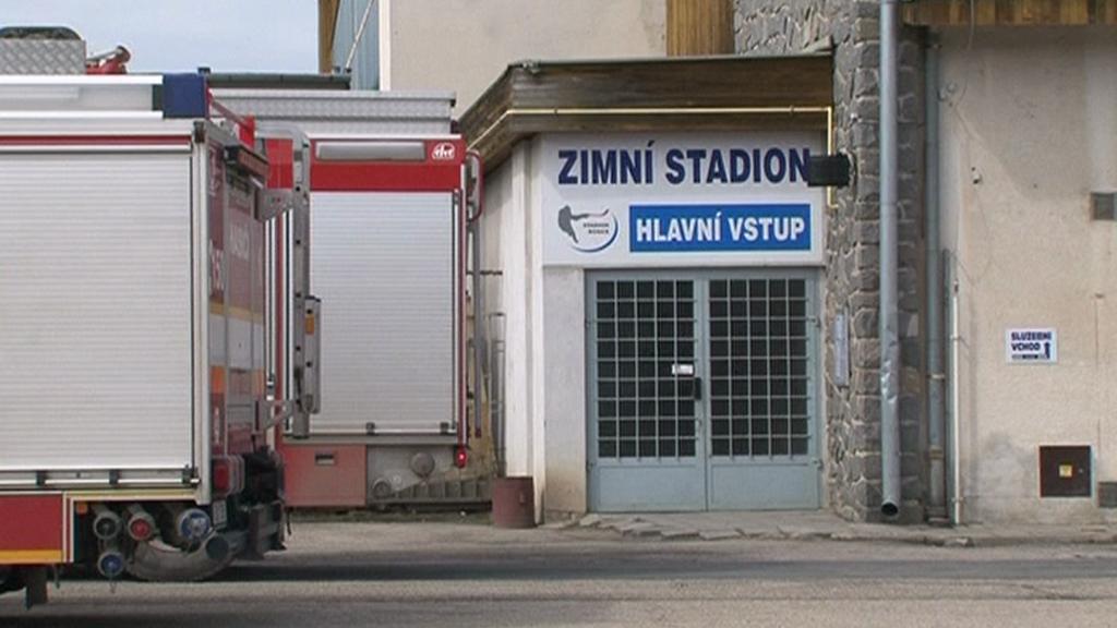 Zimní stadion v Rosicích