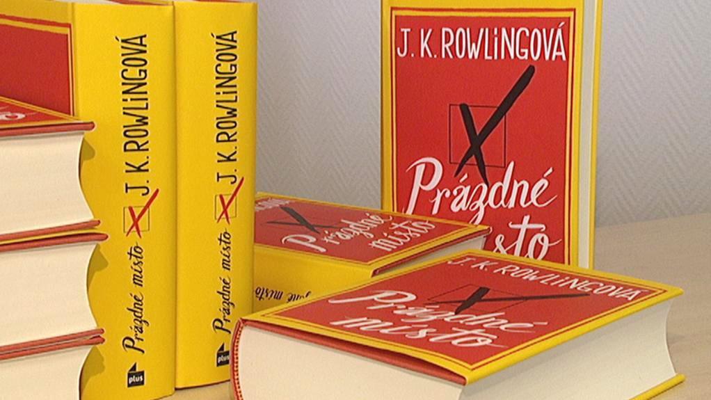 J. K. Rowlingová / Prázdné místo