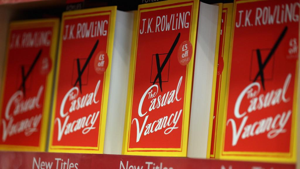 J. K. Rowlingová / The Casual Vacancy