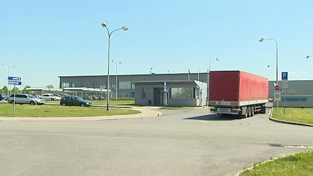 Průmyslová zóna v Karviné