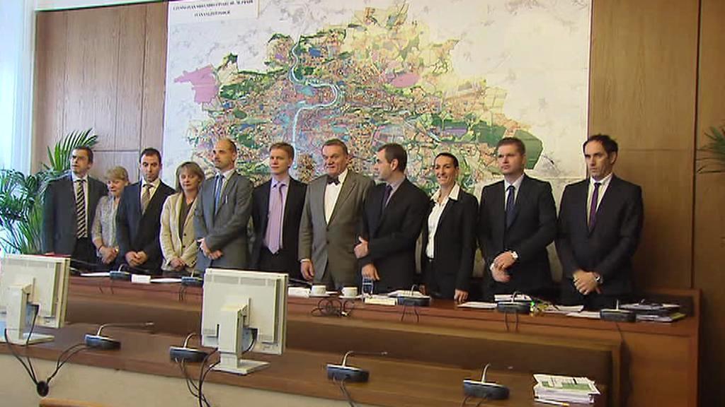 Rada hlavního města Prahy