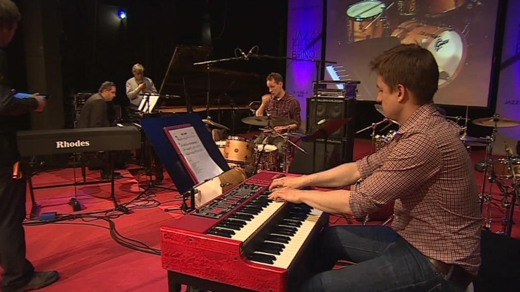 Ondřej Pivec hraje na piano od tří let. Na varhany až od osmnácti