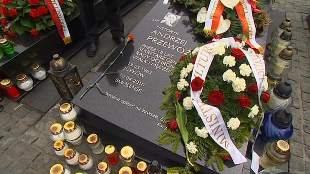 Hrob Andrzeje Przewoźnika