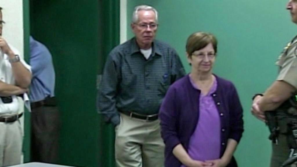 Dědeček a babička chlapců unesených na Kubu