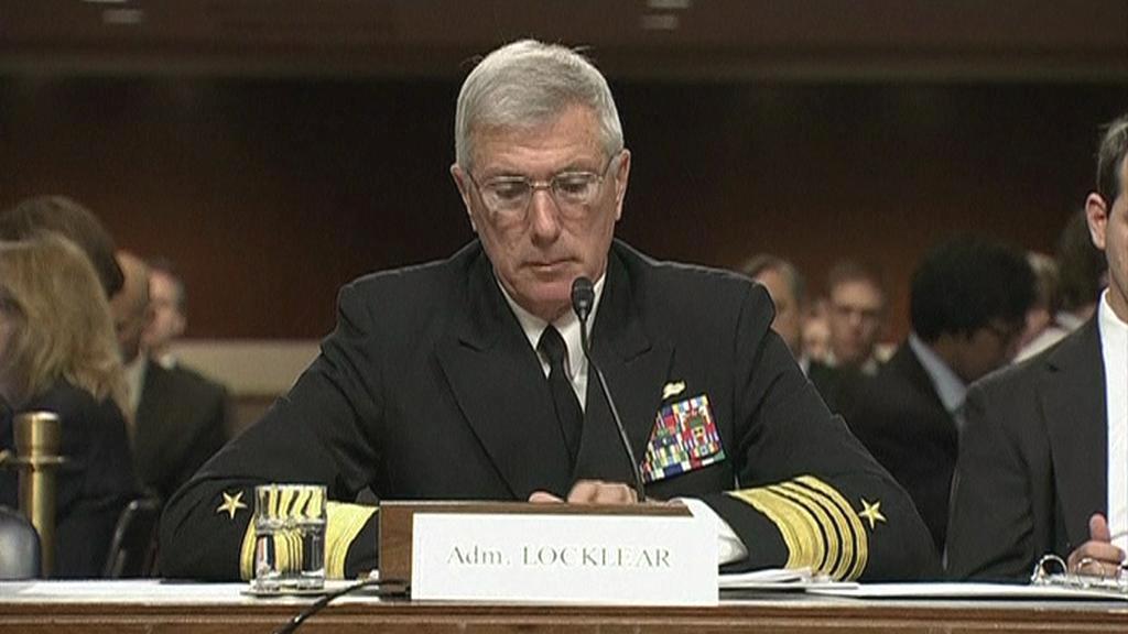 Admirál Samuel Locklear