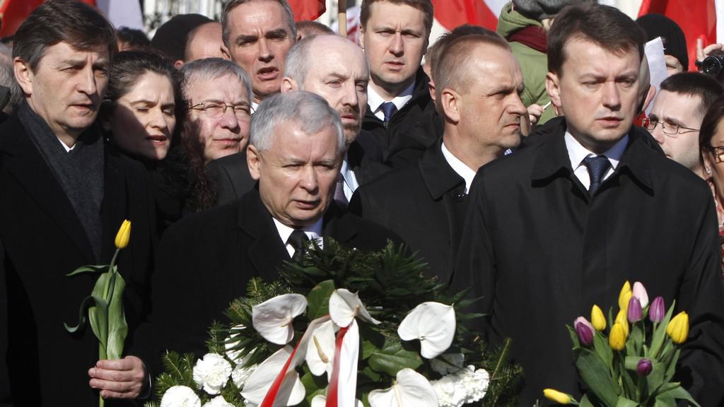 Výročí tragédie u Smolenska