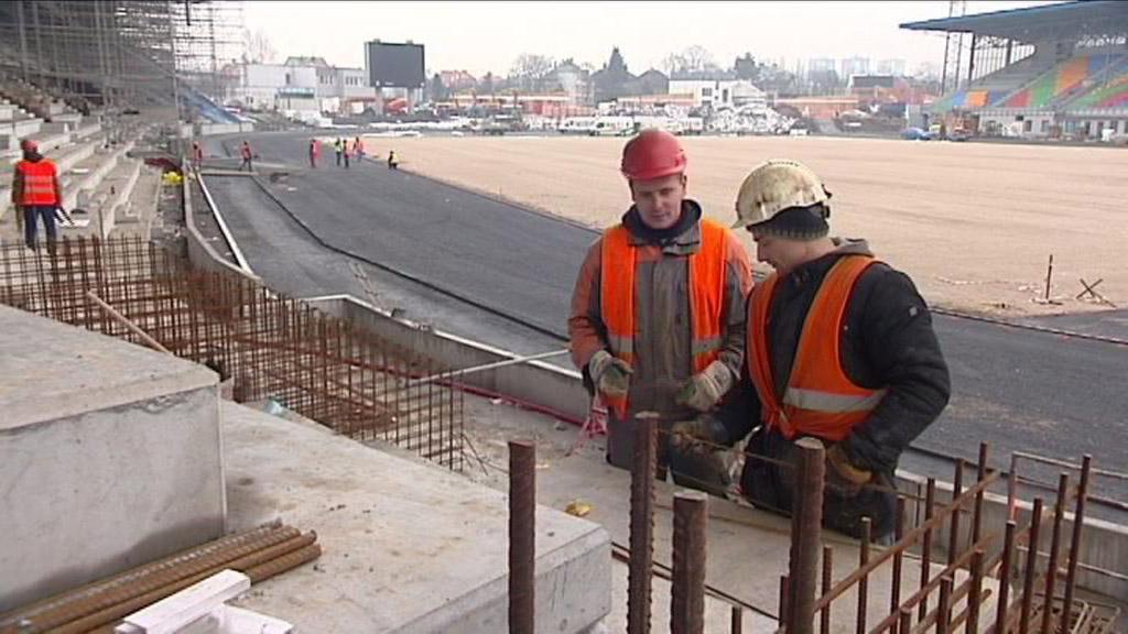 Rekonstrukce městského stadionu