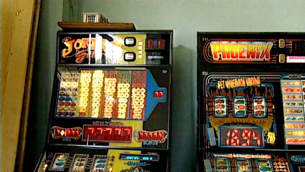 Výherní automaty