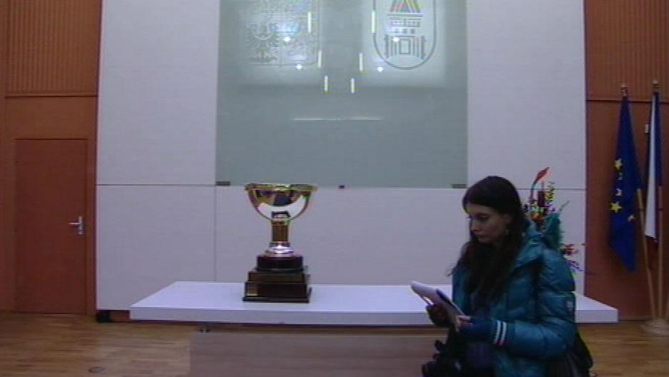 Prezidentský pohár na Zlínské radnici