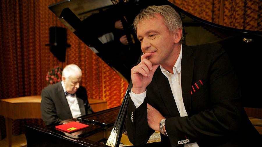 Uchem jehly - Zbigniew Czendlik a Josef Koutecký