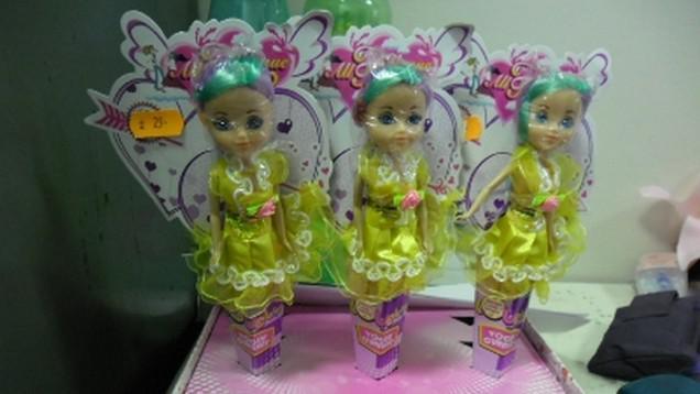 Nebezpečné panenky My Lovely