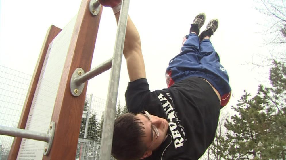 SebeRevolta lidi motivuje ke zdravému životnímu stylu