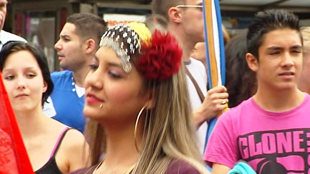 Romské oslavy
