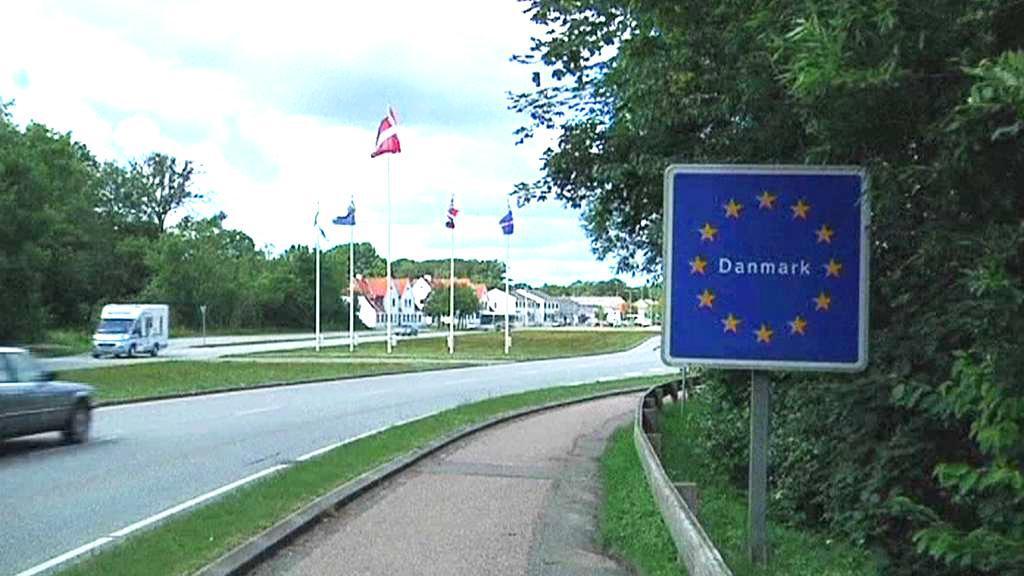 Dánsko-švédská hranice