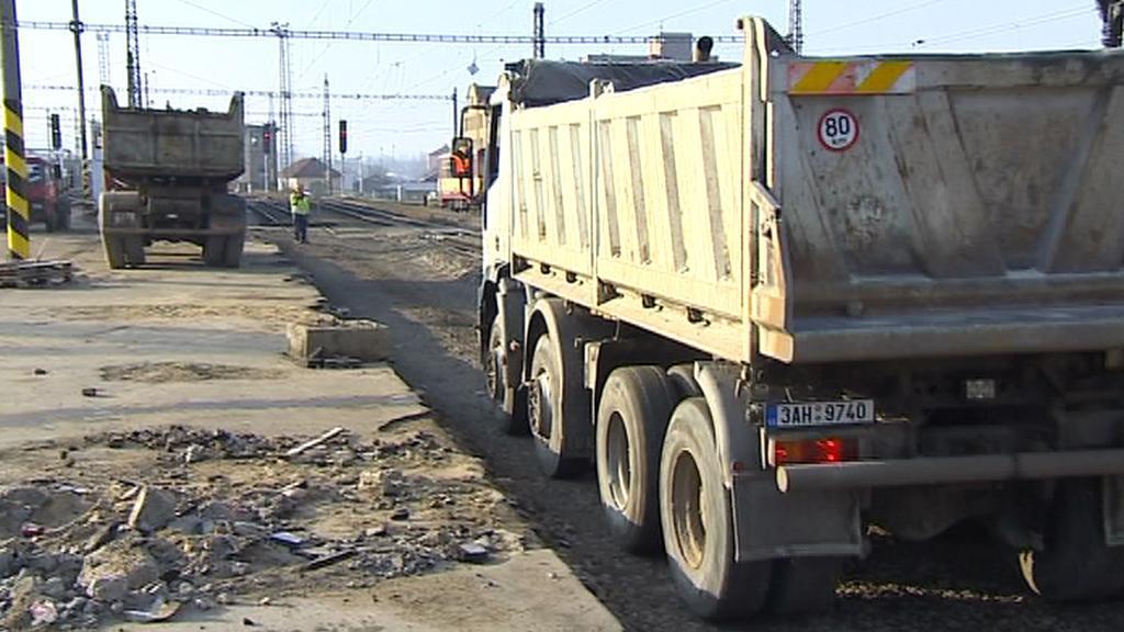 Oprava budějovického nádraží
