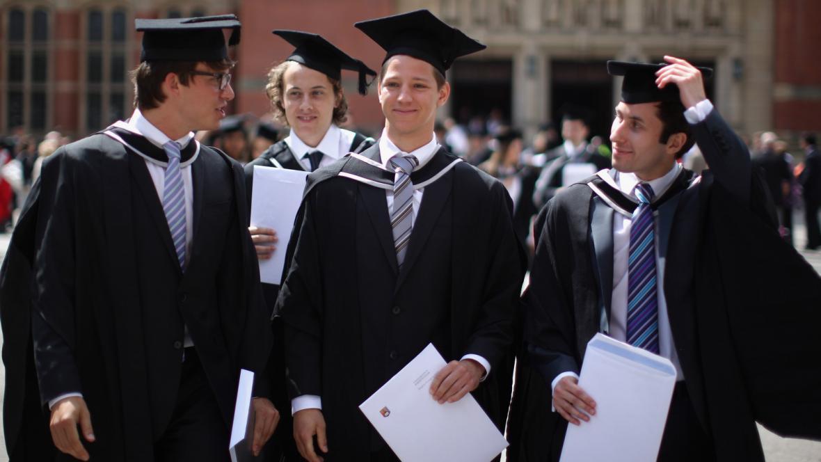 Vysokoškolské vzdělání